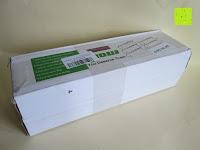 Verpackung: IPOW- 8 Set platzsparende Kleiderbügelhalter Schrankbügel Kleiderbügel kleiderstange Mehrfachkleiderbügelhalter