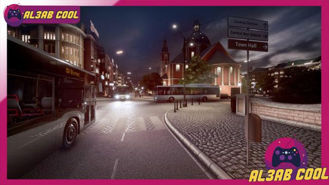 تحميل لعبة محاكي الباصات fernbus simulator للكمبيوتر