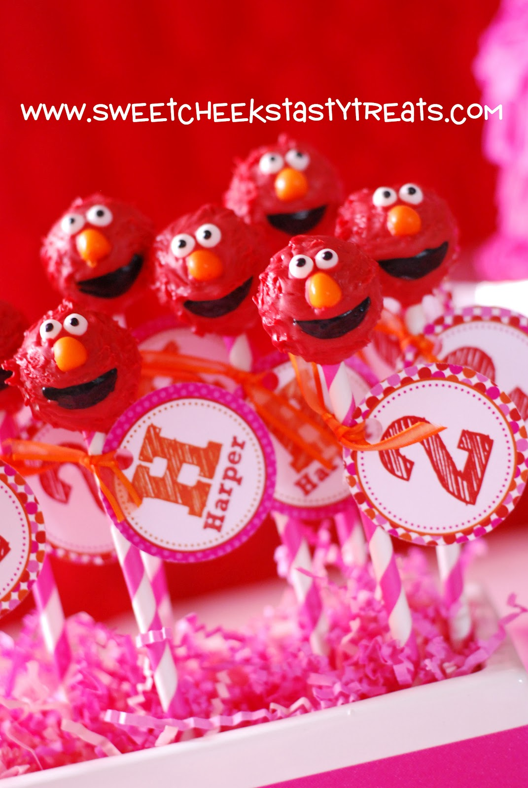 Sweet Cheeks Tasty Treats Harper S 2nd Birthday