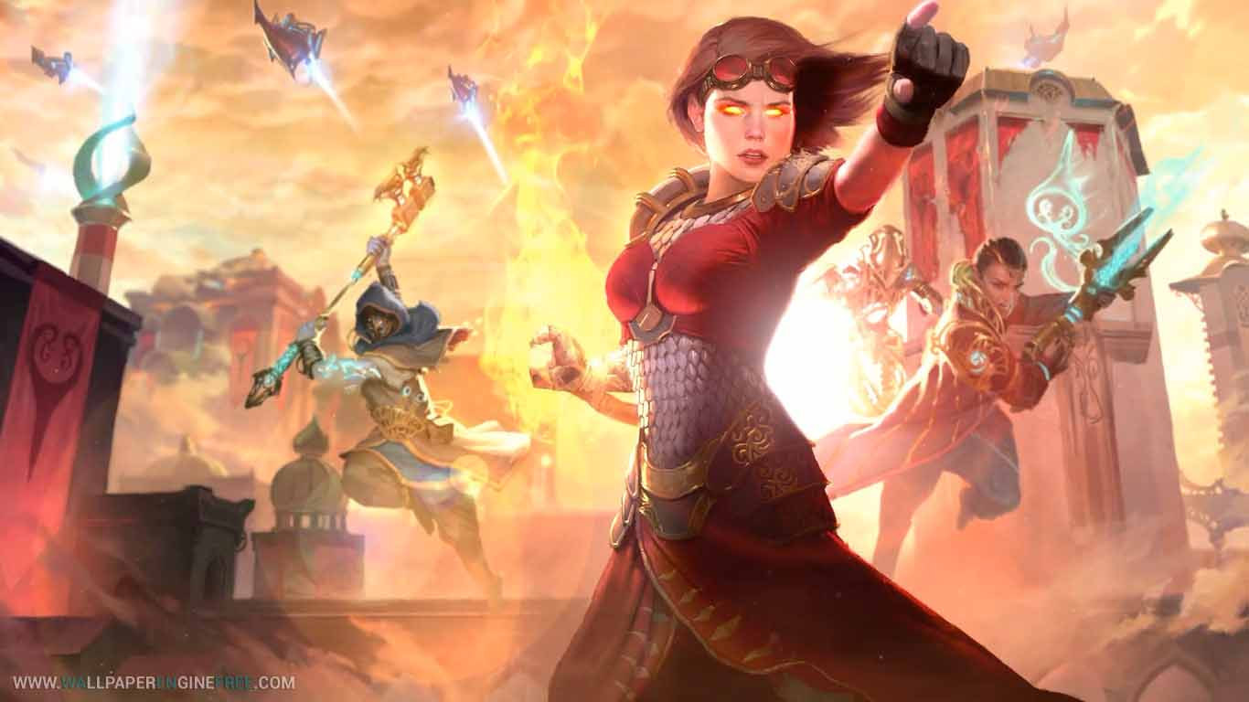 Magic The Gathering 1080p Wallpaper Engine Download Wallpaper