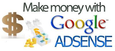 mendapatkan uang dari google adsense
