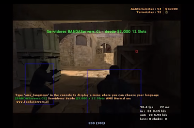 New!! Wallhack cs condition zero 2013. Download link. Youtube.