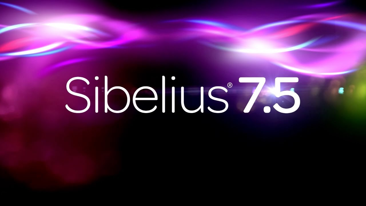Avid Sibelius 7.5 para la venta