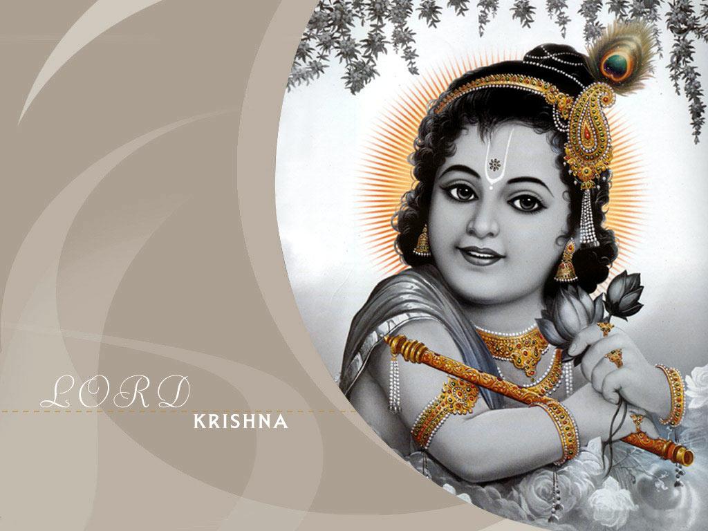 new wallpaper: lord krishna wallpaper