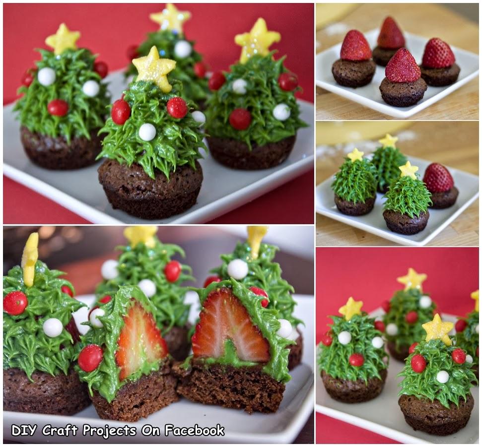 6 Easy And Creative Christmas Treats Ideas