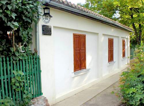 Дом-музей Константина Паустовского в Старом Крыму
