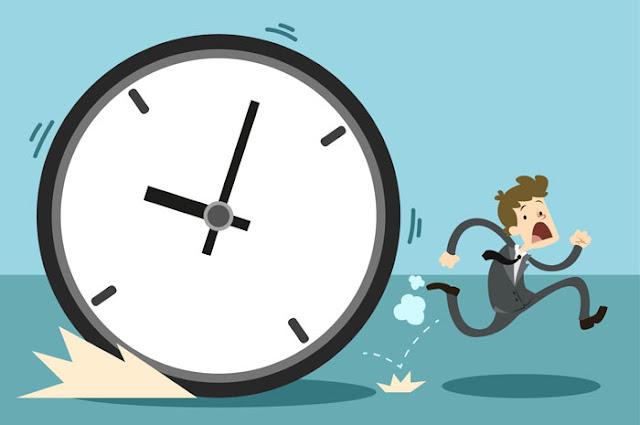 Mengapa Waktu Semakin Cepat Berlalu? Terkuak 5 Alasan ini Penyebab Waktu Begitu Cepat