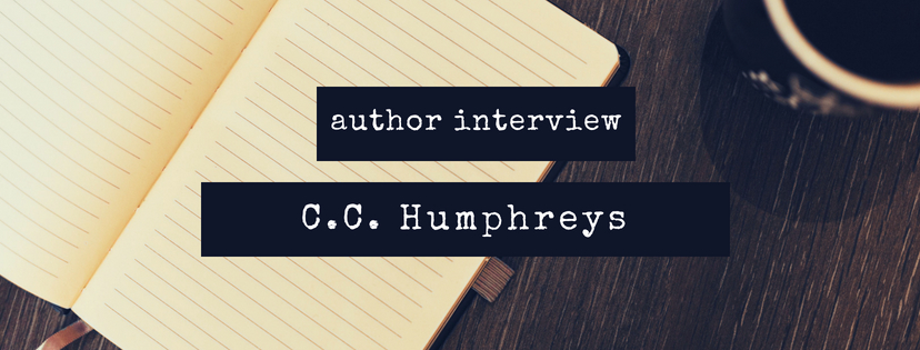 Passages To The Past Interview With C C Humphreys Author Of