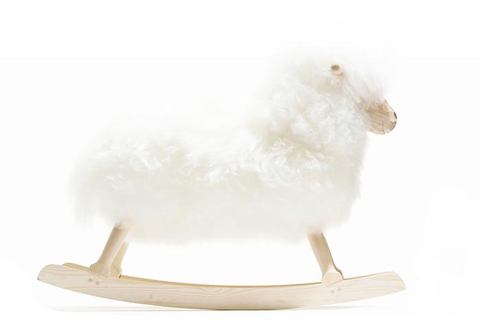 Sheep Rocker for Kids
