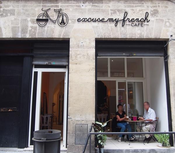 Excuse My French Café - Bordeaux