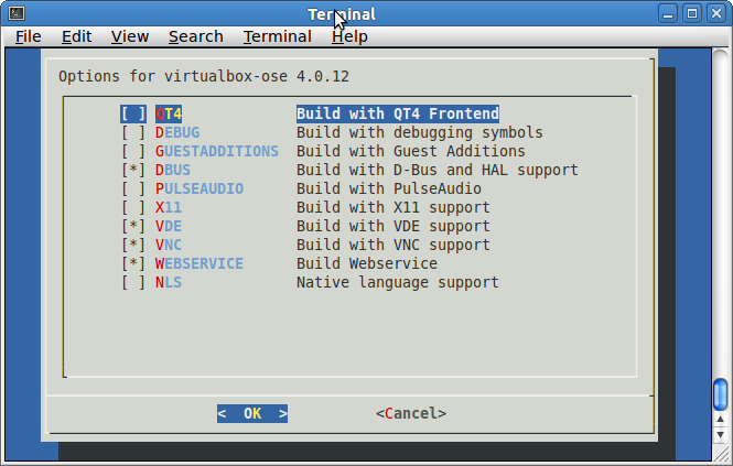 The Tuxnetworks Linux Bible: Installing VirtualBox OSE in