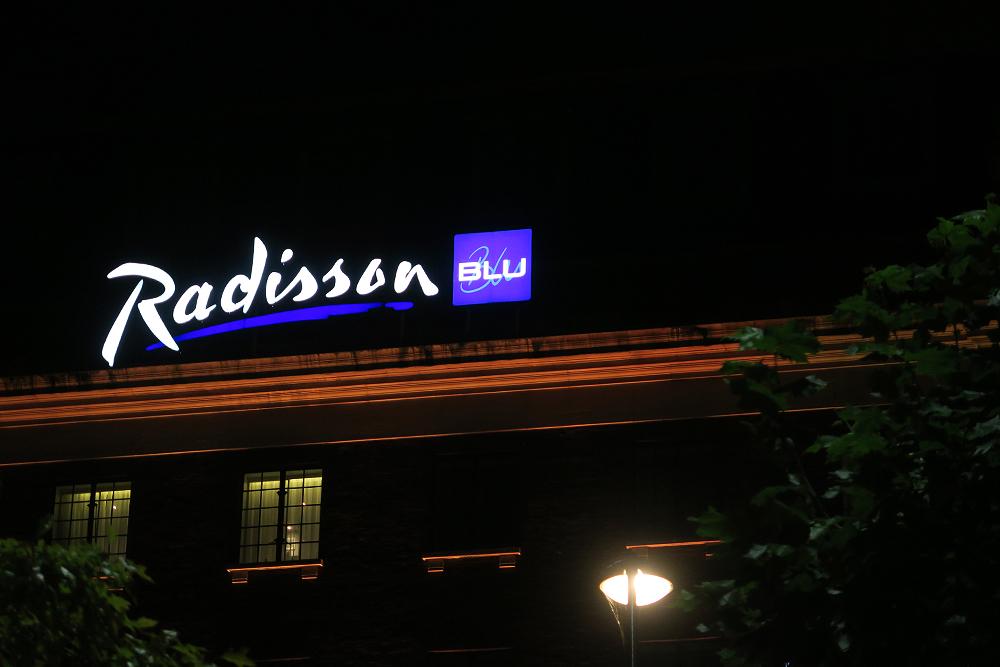 Radisson Blu in Leeds