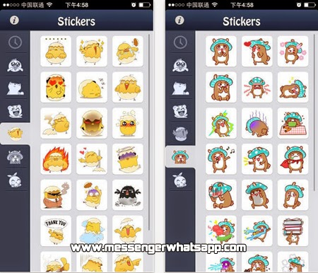 Envia pegatinas con Stickers for WhatsApp Messager