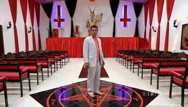 كنيسة عبادة الشيطان