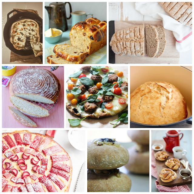 Bread Box Round Up for August 2016