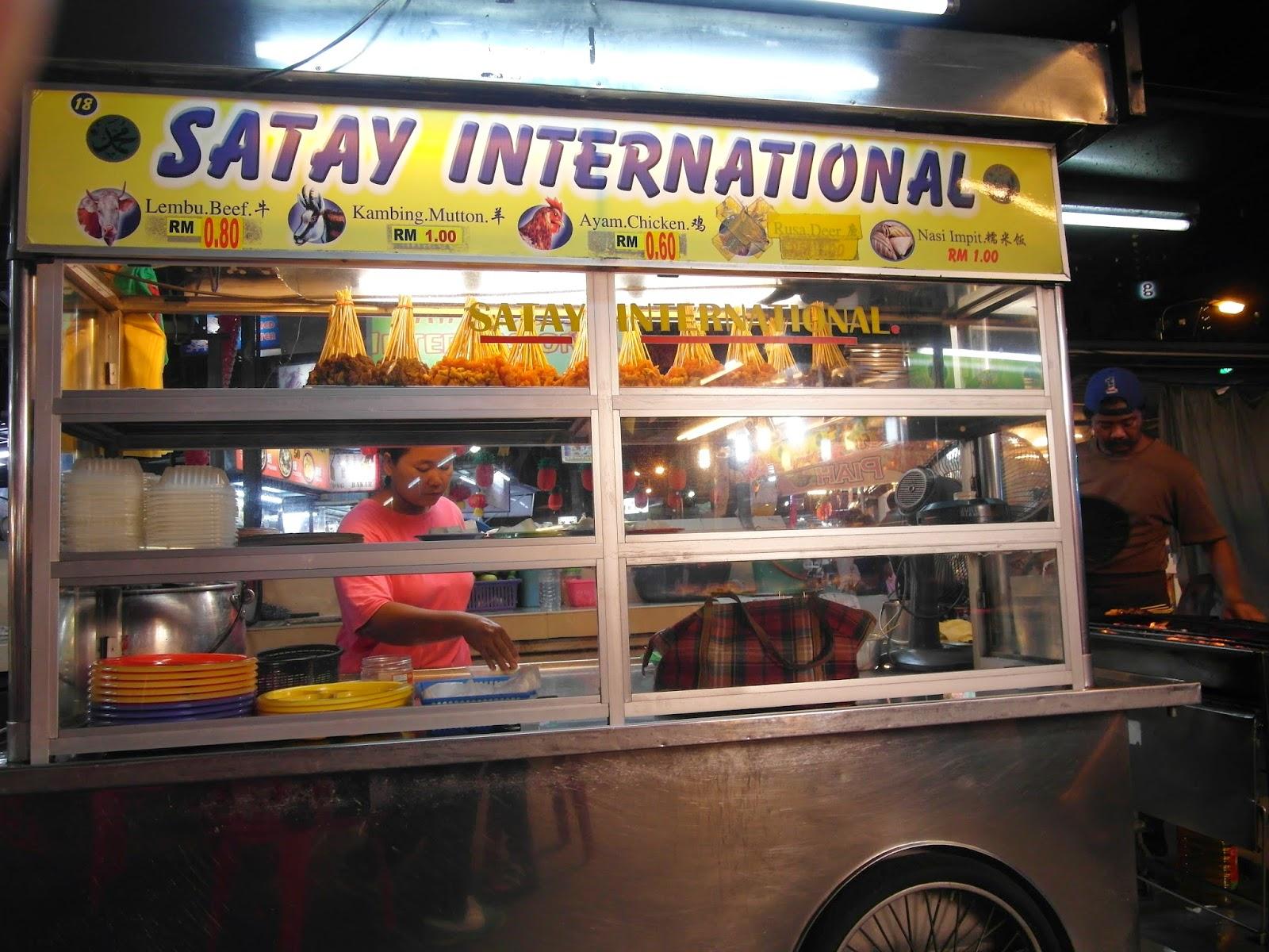 Janis & Jack~~*幸福點滴~~: 馬來西亞檳城4日3夜之旅 - Day 1 (新關仔角夜市,Gurney Place)