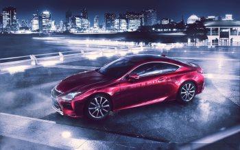 Wallpaper: Lexus RC Coupe