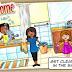 تحميل لعبة ماي بلاي هوم السوق والمدرسه مجانا download My PlayHome