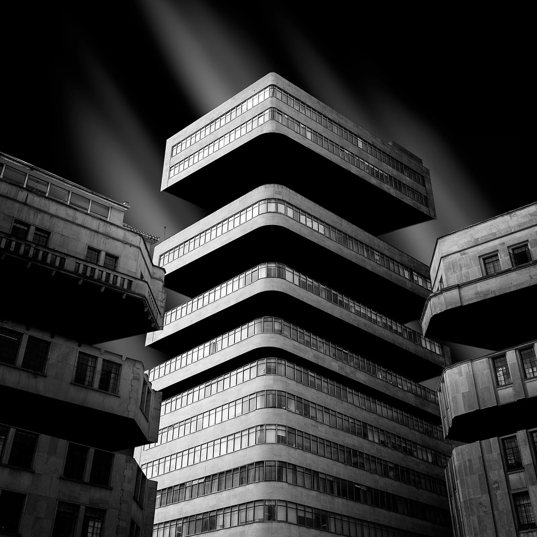 06-Daniel-Garay-Arango-Black-and-White-Surreal-Photographs-Architectural-Deconstruction-www-designstack-co