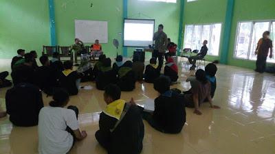 Forum Komunikasi Mapala se-Lampung Gelar Seminar Sekolah Konservasi
