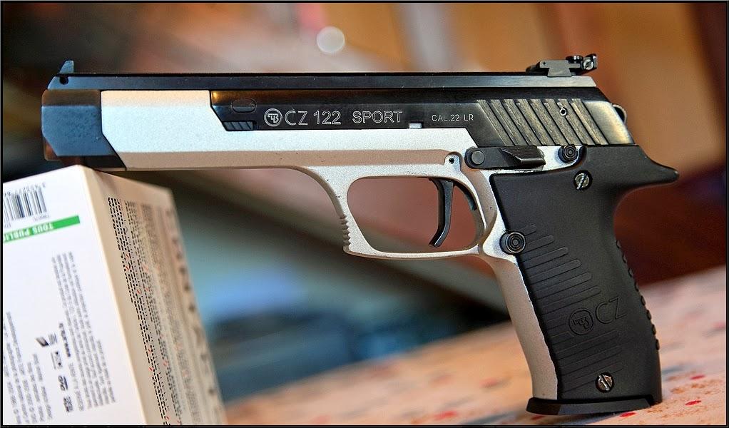 Armas de Fuego: cz 75