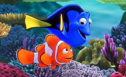 Finding Nemo D Animasi Hd Wallpaper: Kumpulan Gambar Finding Nemo