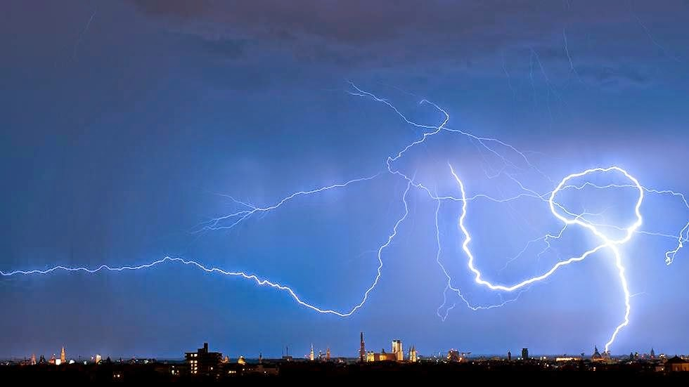 Crazy Pictures of Storms
