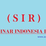 Lowongan Operator Produksi PT. Sinar Indonesia Raya (SIR) Terbaru 2019