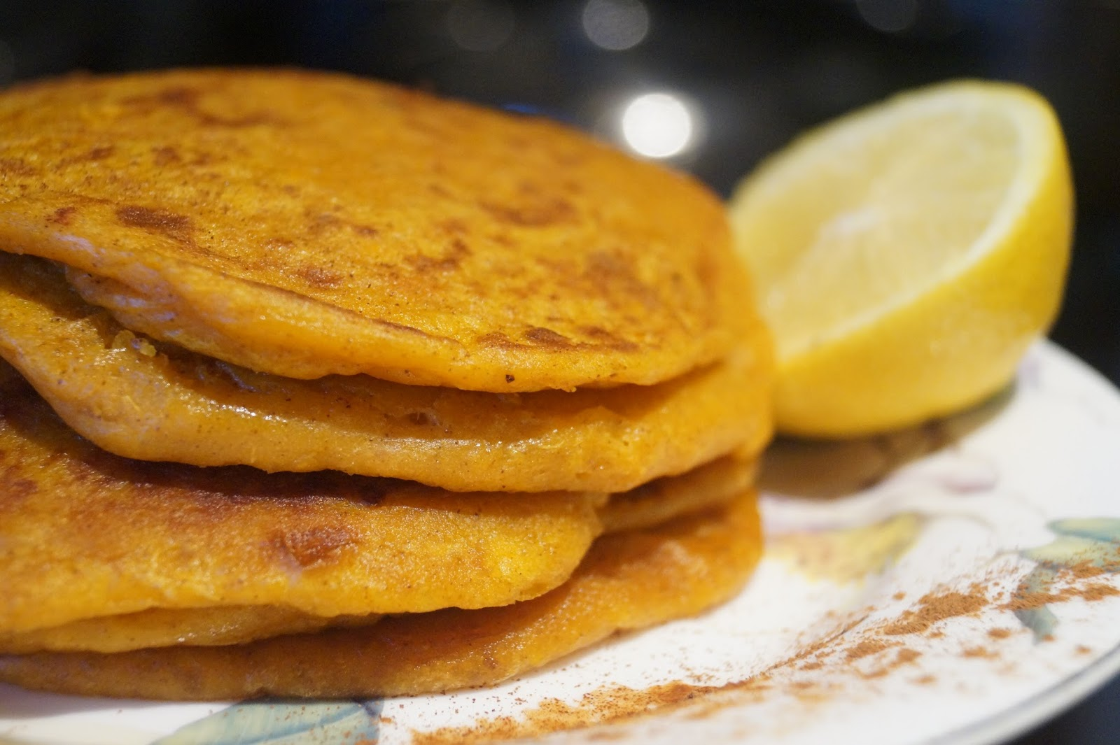 The vegan nigerian breakfast 7 sweet potato pancakes a wholesome way to start the day the touch of cinnamon also creates a warm christmassy aroma that fills the entire house ccuart Gallery