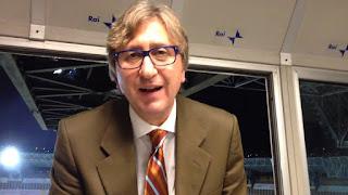 Napoli Lazio 1-1 Telecronaca gol Auriemma video Serie A telecronisti tifosi