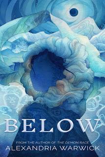 ARC Review: Below by Alexandria Warwick