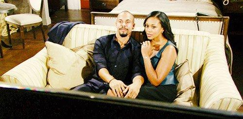 Nighttime soap stars dating