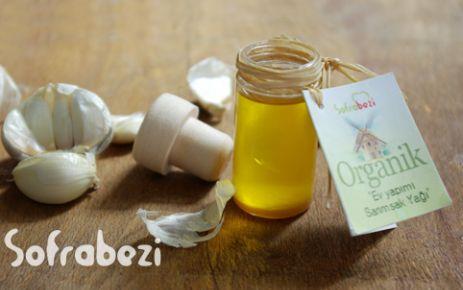 sarımsak yağı nasıl kullanılır