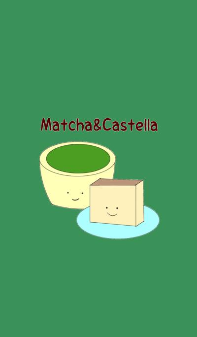 Matcha&Castella