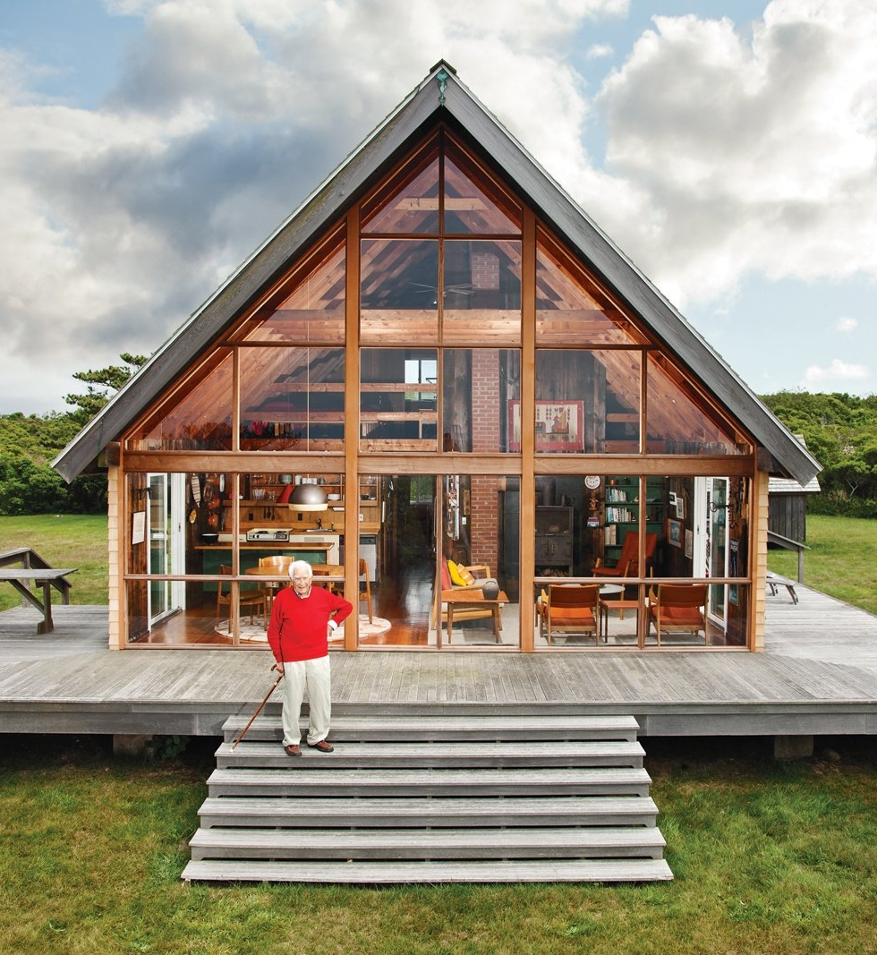 Groovy Prefab A Frame House By Jens Risom Rhode Island Prefab Download Free Architecture Designs Scobabritishbridgeorg