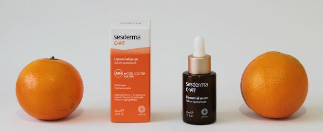 Liposomal Sérum C-VIT Sesderma