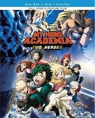 My Hero Academia: Two Heroes [BD25] *Subtitulada + Disco Extras