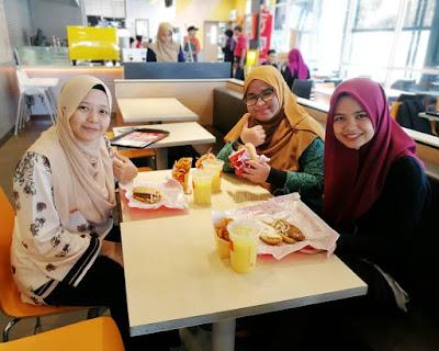 Fish Prosperity Burger : Menu Terbaru dalam Keluarga Prosperity daripada McDonald's