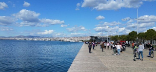 Θεσσαλονίκη: Κοίταξαν μέσα στη θάλασσα και προσπαθούσαν να πιστέψουν στα μάτια τους