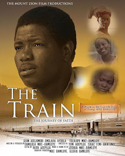Mount Zion Films Releases 'The Train'; A True Life Story Of Mike Bamiloye