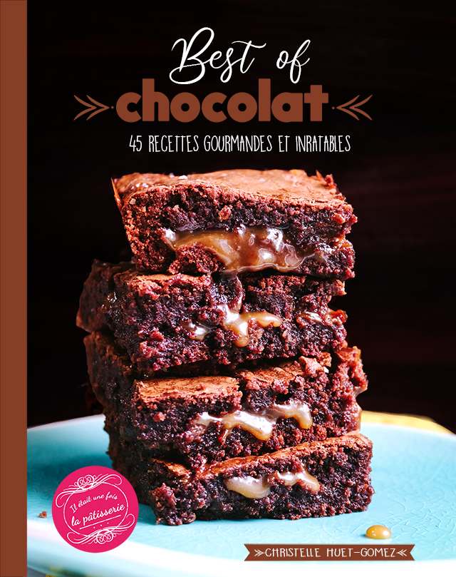 livre best of chocolat