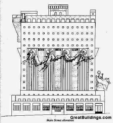 Edificio de servicios públicos en Portland | Michael Graves | Clasicismo postmoderno