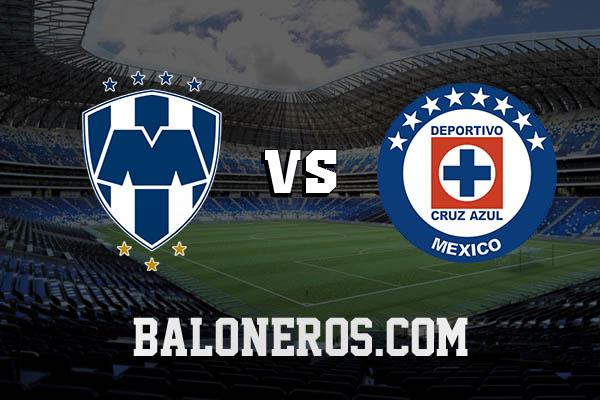 Monterrey vs Cruz Azul 2016