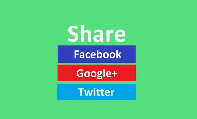 Cara Membuat Tombol Share di Blog ala Evo Magz Cara Membuat Tombol Share di Blog ala Evo Magz