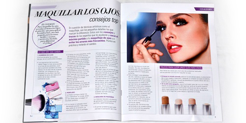 Coleccion make up planeta de agostini fasciculo 42