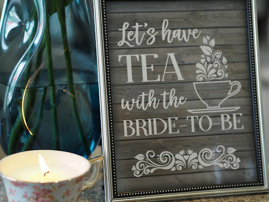 Bridal Shower: Tea with the Bride