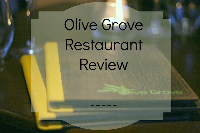 Olive Grove Brighton restaurant review