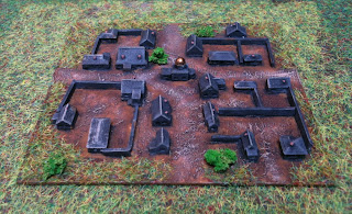 Another 3mm Russian Village by Brigade Models