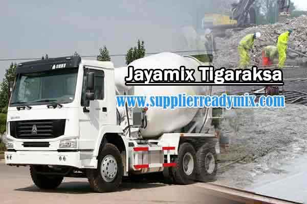Harga Cor Beton Jayamix Tigaraksa Per M3 Murah Terbaru 2021