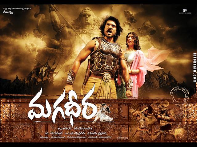 Magadheera (2009) Hindi Dubbed Movie Full HDRip 720p